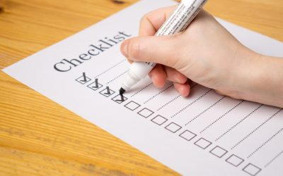 Successfully planning the negotiation: a checklist